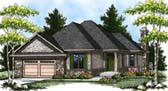 Plan Number 73323 - 1617 Square Feet