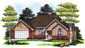 House Plan 73335