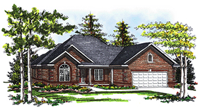 House Plan 73338