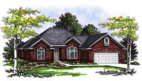 House Plan 73339