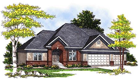 House Plan 73345
