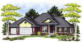House Plan 73351