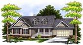 Plan Number 73364 - 2034 Square Feet