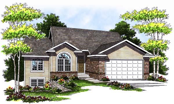 House Plan 73369