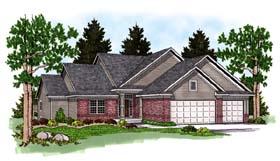 House Plan 73371