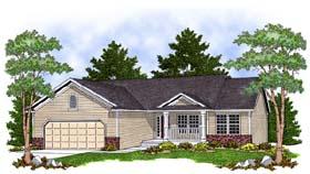 House Plan 73380