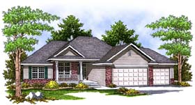 House Plan 73394
