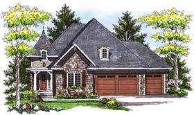 House Plan 73399