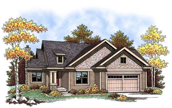 House Plan 73407