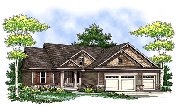 House Plan 73412
