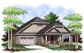 Plan Number 73416 - 1649 Square Feet