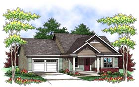 House Plan 73417