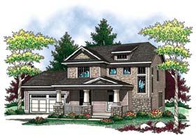 House Plan 73418