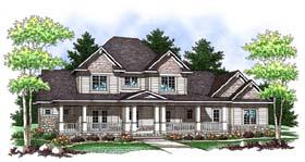 House Plan 73421