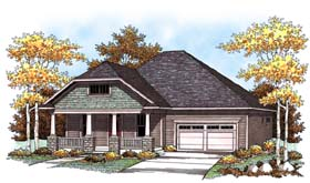 House Plan 73427