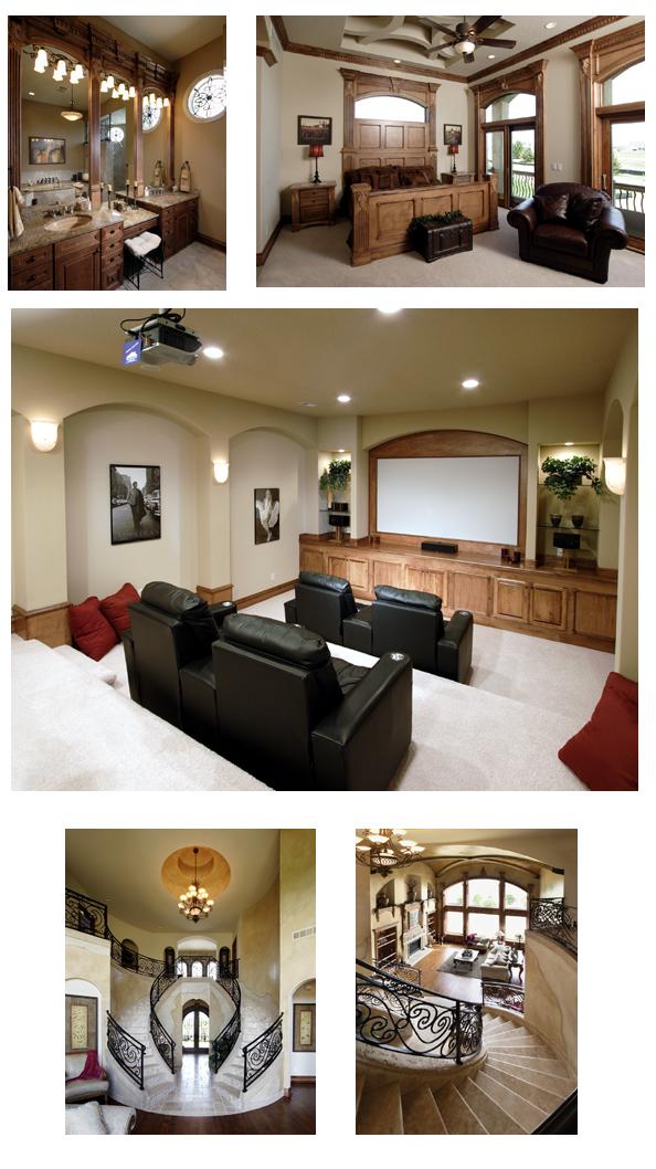 Mediterranean House Plan 73436