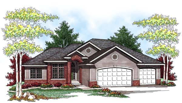 House Plan 73440