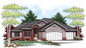 Plan Number 73440 - 1701 Square Feet