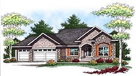 House Plan 73442