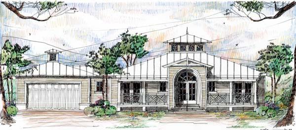 House Plan 73613