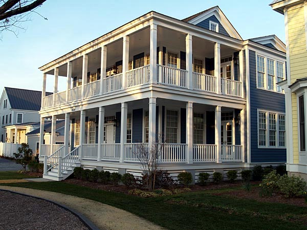 Historic House Plan 73703 with 5 Beds, 4 Baths Picture 1