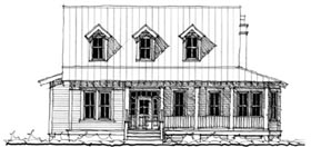Plan Number 73705 - 2812 Square Feet