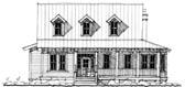 House Plan 73705