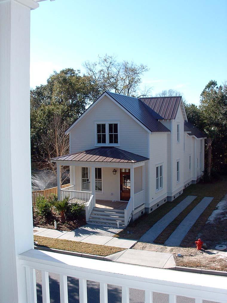 Historic Southern House Plan 73707