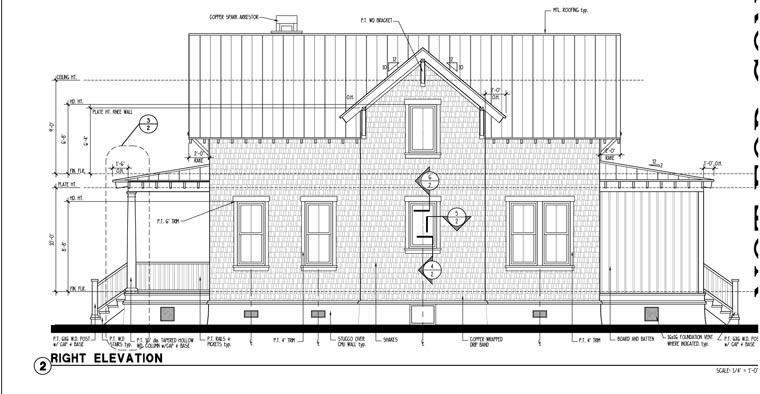 Historic Southern House Plan 73708