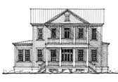 House Plan 73712