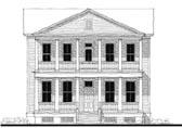 House Plan 73748