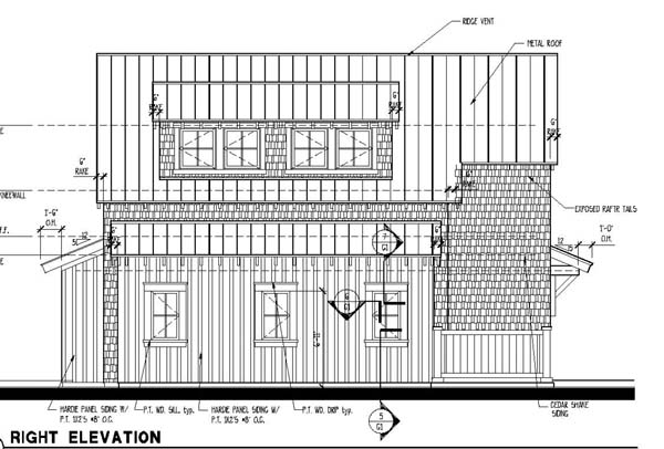 Historic 2 Car Garage Apartment Plan 73766 with 1 Beds, 1 Baths Picture 2