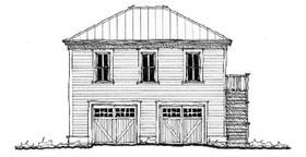 Garage Plan 73783