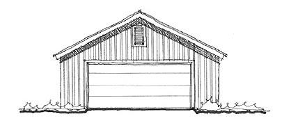 Garage Plan 73789