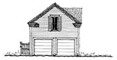 Plan Number 73805 - 484 Square Feet