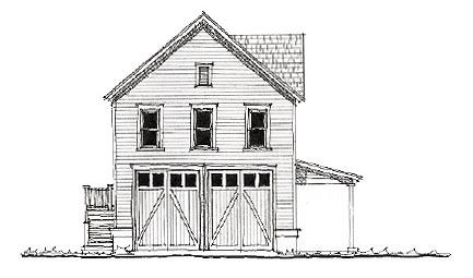 Garage Plan 73814