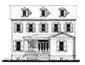 House Plan 73841