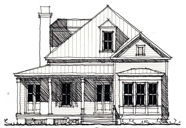 House Plan 73855