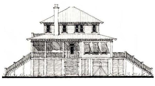 House Plan 73856