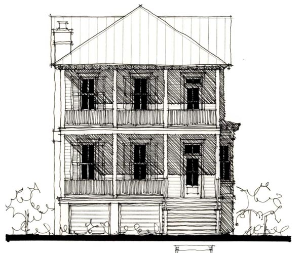 House Plan 73905