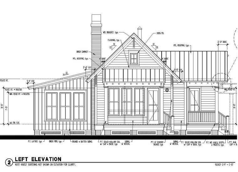 Country, Historic House Plan 73909 with 1 Beds, 1 Baths Picture 1