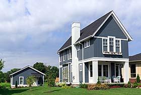 Cottage Country Traditional House Plan 73929 Elevation