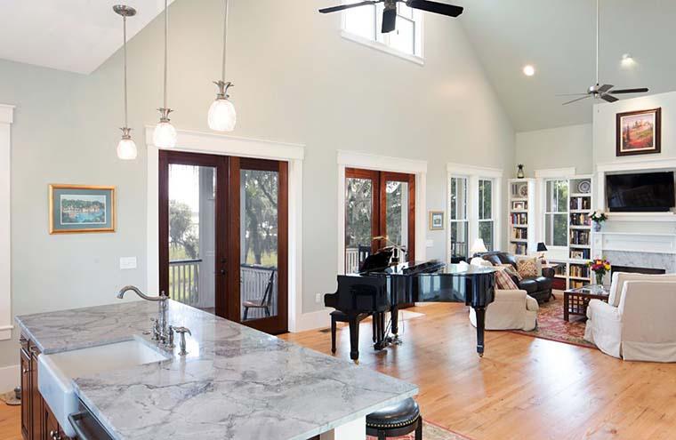 Coastal Southern House Plan 73942