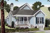 Plan Number 74002 - 1451 Square Feet