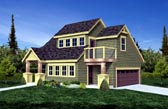 Plan Number 74015 - 476 Square Feet