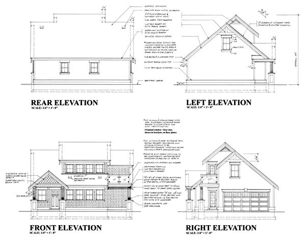 Garage plan 74015 at for Patio home plans with rear garage