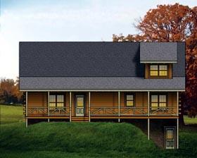 House Plan 74100