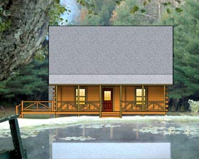 House Plan 74103