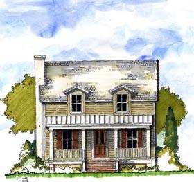 House Plan 74241