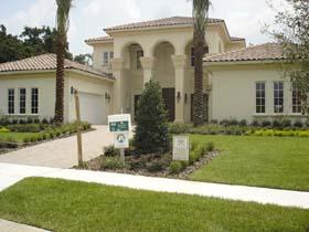 Southwest , Mediterranean House Plan 74243 with 5 Beds, 6 Baths, 4 Car Garage Elevation
